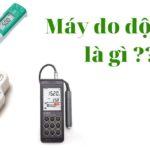 máy đo độ mặn là gì