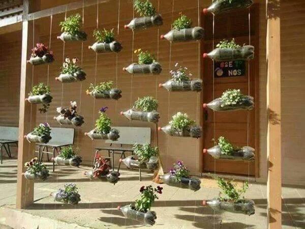 Nên thiết kế kiểu vườn treo để tiết kiệm diện tích