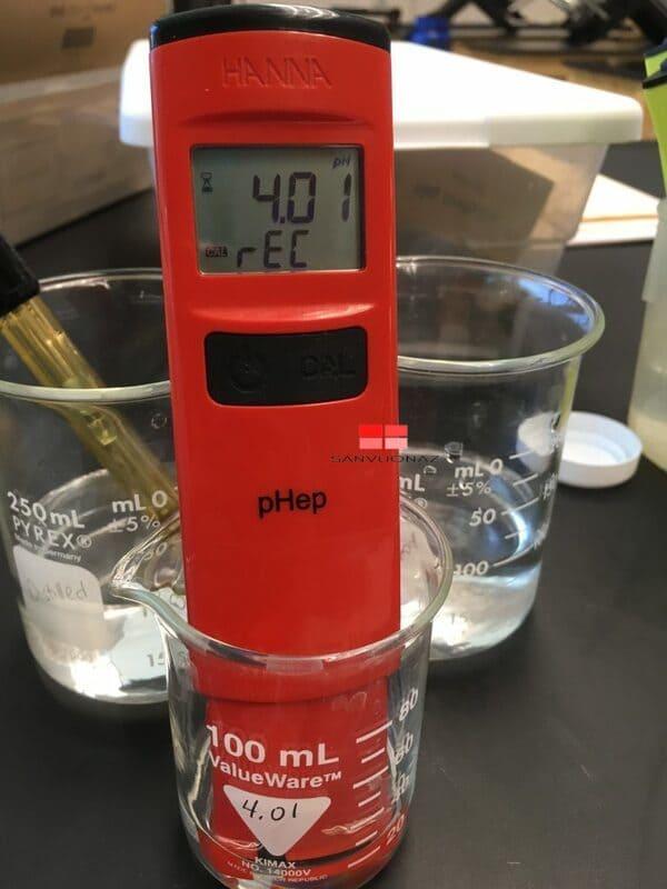 pHep Pocket pH Tester