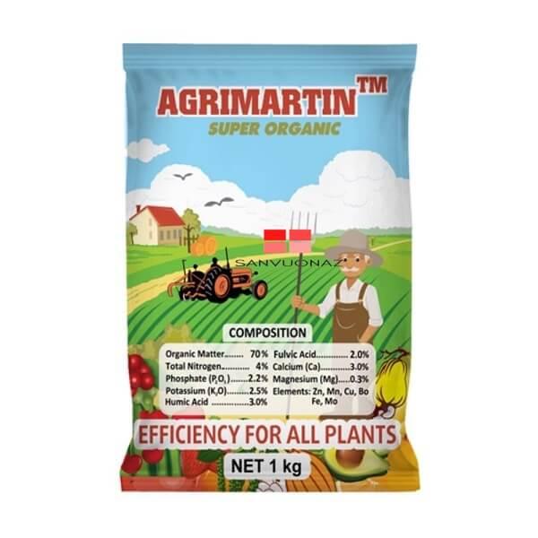 Phân Agrimartin nhập khẩu Bỉ