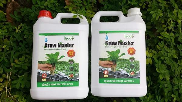 Dung dịch Grow Master