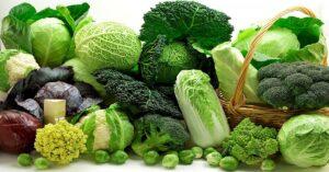 Các loại rau cải